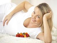 Как не сделаться жирной при беременности