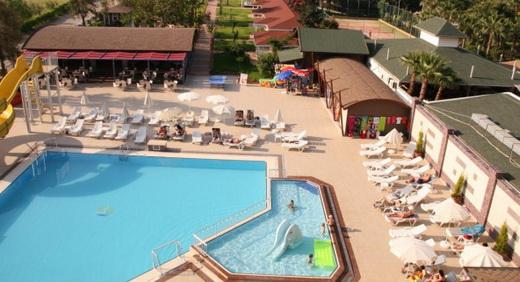 Отдых в турецком отеле