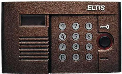 Как открыть домофон eltis без ключа