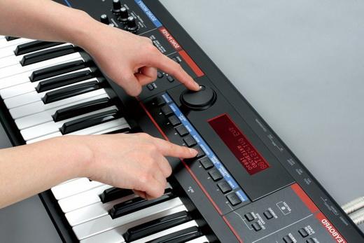 О синтезаторе