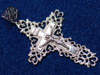 Почему почернел серебряный крест