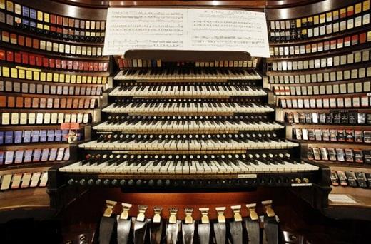 Орган - музыкальный инстурмент