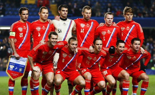 Россияне в футболе