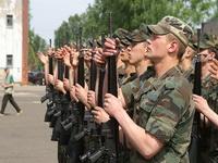 Количество человек в батальоне