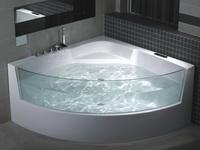 Сколько кубов воды в ванне