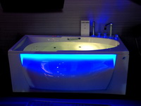 Количество литров в ванне