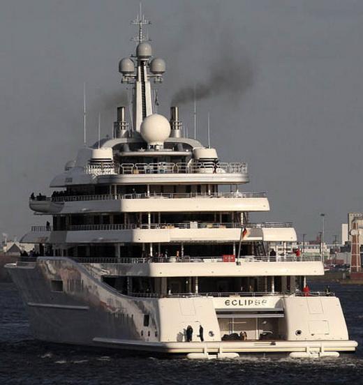 Самая большая яхта фото