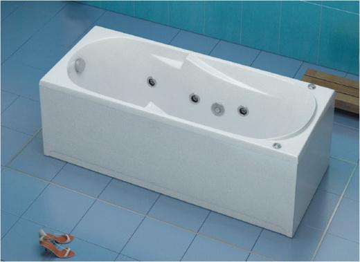 какой производитель акриловых ванн лучше