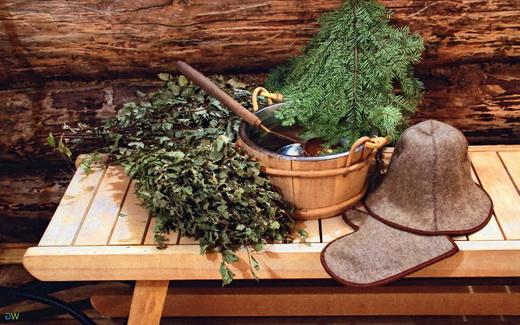Набор для бани и сауны
