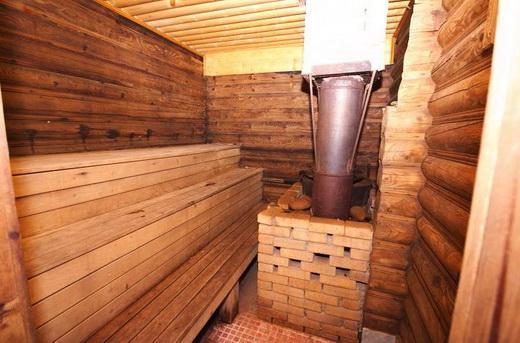 Традиционная русская баня