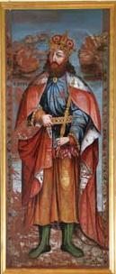Первый князь принявший христианство