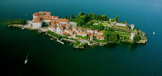 Остров Белла Италия