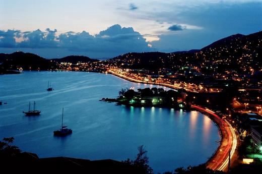 Остров Сент-Томас США