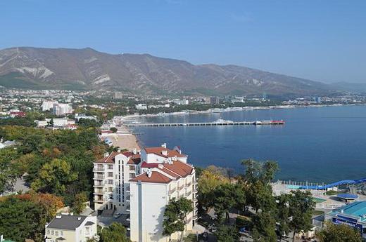 Отдых Побережье Кавказа