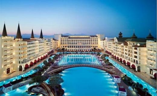 Турецкий отель