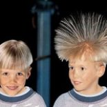 Как снять статическое электричество