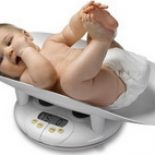 Сколько должен весить ребенок