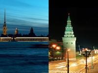 Сколько ехать Москва Питер